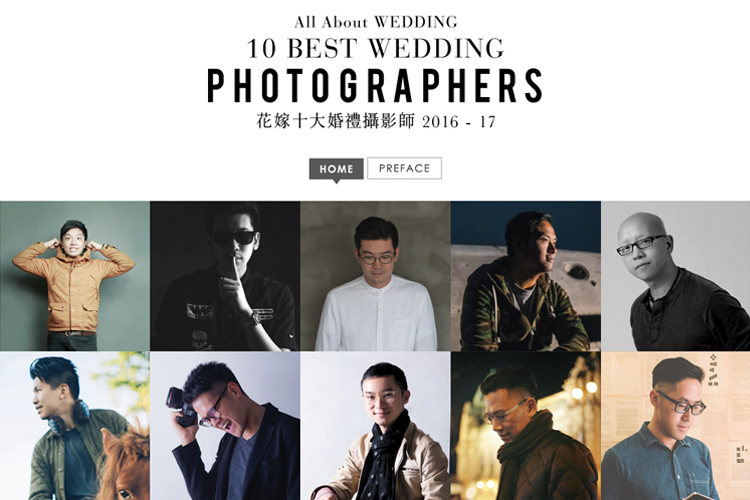 10 Best Wedding Photographers 2016