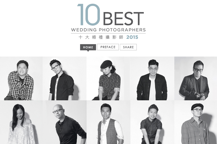 10 Best Wedding Photographers 2015