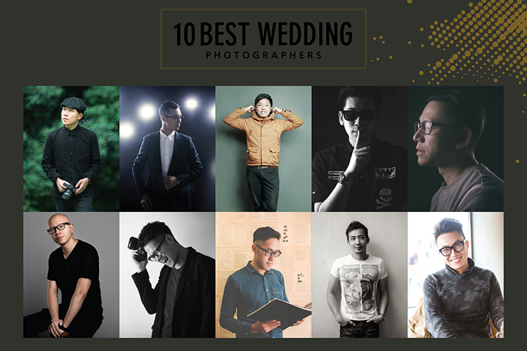 10 Best Wedding Photographers 2017-18